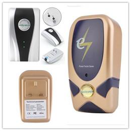 Wholesale 18kw kw Power Electricity Saving Box UK EU US Plug V V Energy Saver First Second Generation B002