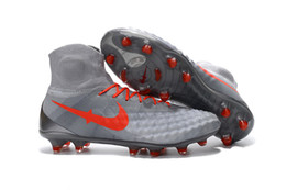 Wholesale New Arrival Magista Obra Men s Football Boots With ACC Mens Soccer Shoes Man Sneakers Soccer Cleats Outdoor Soccer Boots Football Shoes