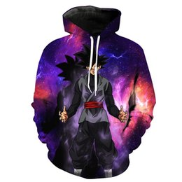 Free Shipping US Size M-5XL High Quality New Custom 3D Character Animation Digital Printing Hooded Sweatshirt Sweater