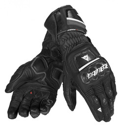 Druids ST Leather Glove motorcycle motorbike gloves 3 color Size M L XL