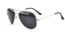 Espejo de cristal clásico en venta-Gafas de sol clásicas de alta calidad del piloto de los vidrios de Sun del diseñador de la alta calidad para los hombres Vidrio de las mujeres del espejo 58m m de la plata 62m m Protección ULTRAVIOLETA