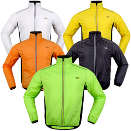 Tour de France200g full sleeve cycling sports bicycle raincoat jacket breathable windproof waterproof ridingwear bike clothes