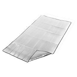 Wholesale M Waterproof Outdoor Picnic Blanket Camping Park Moistureproof Camping Pad Mat Plaid Aluminum Flim Blanket
