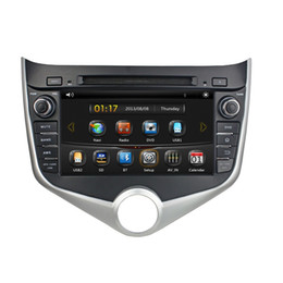 Wholesale HD din Lecteur DVD de voiture pour Chery Fulwin MVM avec radio de voiture Navigation GPS Bluetooth TV USB AUX IN SWC Lecteur DVD de voiture