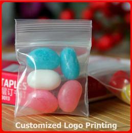 2017 sac de rangement clair En gros-Livraison gratuite 300pcs gros sac zipper top petit sac Ziplock 1.57x1.97 pouces (4X5CM) sac réutilisable d'emballage scellé clair peu coûteux sac de rangement clair