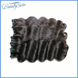 Wholesale chinese a virgin hair supplier guangzhou beautysister company top quality brazilian body wave virgin hair bundles g natural black