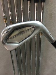 Canada 8PCS Golf JPX900 Fers forgés 4-9 # PG avec Dynamic Gold Steel R300 Shaft Clubs de golf JPX 900 Iron forged Come headcover Offre