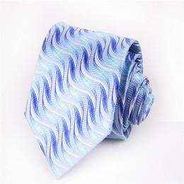 Men's business casual tie polyester silk arrow head occupation jacquard tie geometry