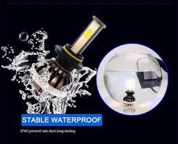 Wholesale A8 Auto light led headlight price W universal cars kit LM LM auto spare parts car