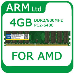 Wholesale DDR2 GB MHZ PC2 sodimm Memory For Desktop PC RAM For AMD System High Compatible