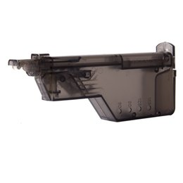 Wholesale Hot Sale Airsoft rd mm BB Speed Fast Loader Large Capacity Rounds bb Loader For Plastic Airsoft Guns AEG