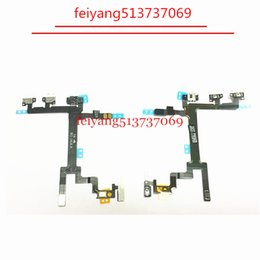 10pcs Original new For Iphone 5 Power Button Switch On Off Flex Cable Replacement Part