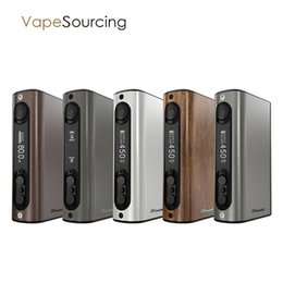 Wholesale Eleaf iPower vape mod ipower kit W mah Battery TC VW Matching Melo Atomizer vape mods Authentic