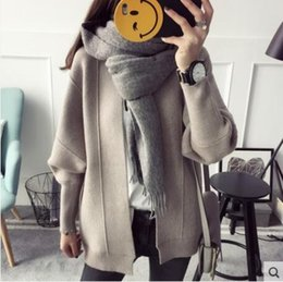 The new spring 2017 women's clothing han edition qiu dong loose knitting cardigan sweater joker students sweaters