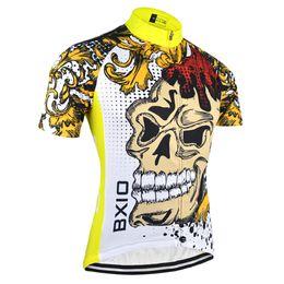 2017 cuissard vente BXIO Brand Cyclisme Shirts Hot Sale Hommes Cyclisme Tops Man Bikes Été Short Sleeve Shirts Anti Pilling Sports Vêtements Bicyclette Jerseys BX-074-J promotion cuissard vente