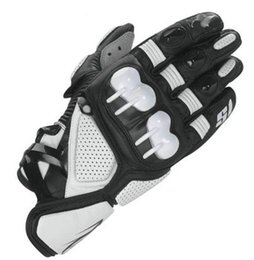 Hot S1 MOTO Motorcycle Racing Gloves Top Leather Black Red White Fashion Motocross Motorbike Guantes Urban Riders Luvas