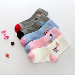 2017 Kids boy girl autumn socks children cotton socks good quality Cotton Soft Socks Baby Candy Color