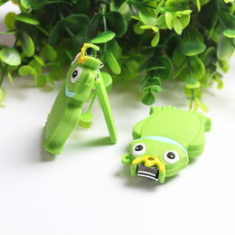 1Pc Medium Size Silicone Animal Cute Toes Nail Clippers Nail Art Cutter Scissor Tips Trimmer Manicure Hand Foot Care Cuticle Tools Wholesale