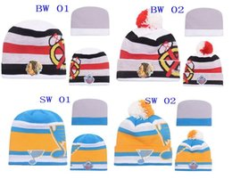 Wholesale New Arrvived Chicago Blackhawks Winter Classic Beanies Ice hockey Knit Stocking Hat Beanie Cap St Louis Blues Hats