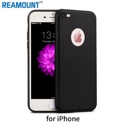 Fashion Black Color Soft TPU Leather Shell Phone Case Cover for iphone 7 7plus for iphone 6 6plus Mobile Phone Case Cover