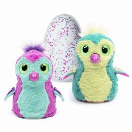 Wholesale New Most Popular Hatchimal Christmas Gifts can talk and dance Hatchimal funny Hatching Egg for your baby