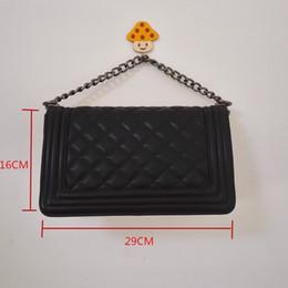 Promotion chaîne grand sac Sac Crossbody de haute qualité Sac en cuir de grande taille en cuir classique