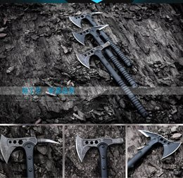 Wholesale 2016 enhanced the axe outdoor camping fire axe engineers for tomahawk multi function SOG axe nylon sets