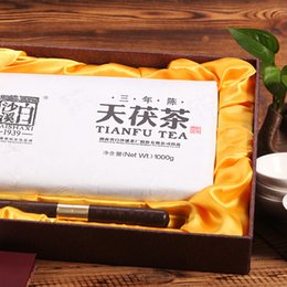 Anhua Fu tea tea products Jinhua lush