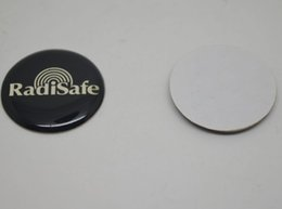 Wholesale and Retail product realy work have test by Morlab lab shiled Radisafe 99.8% SF Radi Safe anti radiation sticker