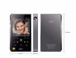Wholesale Fiio X5III rd Android based Mastering Quality Lossless Playback Portable Music Player Hi Res Audio bit DSD128 A4490