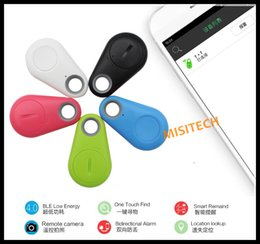 Free shipping Anti Lost Wireless Smart Tag Bluetooth 4.0 Tracker Key Finder GPS Locator Anti-Lost Alarm Reminder For Car Child Wallet Pet