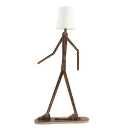 Wholesale The Nordic idea producer type cloth art floor lamp lights sitting room children room the LED desk lamp of bedroom the head of a bed