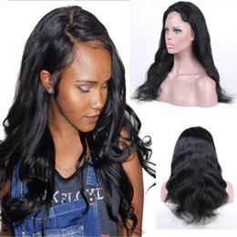 Brazilian Full Lace Wigs Human Hair Body Wave 130-150% Density Plucked Natural Hairline Remy Hair wigs Human hair Lace Wigs Wholesale Price