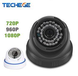 2017 dôme intérieur caméras ip Techege 2.8MM Grand angle 1080P 960P 720P (2.0MP / 1.3MP / 1.0MP) DOME Caméra IP intérieure HD Réseau IR ONVIF Xmeye CCTV Camera dôme intérieur caméras ip à vendre
