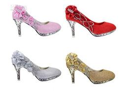 Wedding Shoes Diamond Princess Wedding shoes high-heeled 8CM shoes Korea high heels 88888