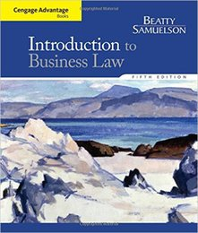 Wholesale New Cengage Advantage Books Introduction to Business Law th Edition School Book ISBN