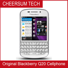 Original BlackBerry Classic blackberry Q20 Phone Dual core 2GB RAM 16GB ROM 8MP Camera Unlocked Cell Phone Refurbished