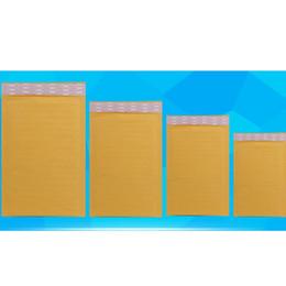 Burbuja de papel kraft en venta-290mmx220mm / 290mmx200mm / 290mmx150mm destructivo abierto auto-sellante poli burbuja Kraft papel envoltorio maletín bolsas
