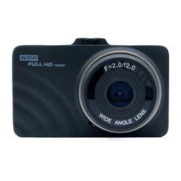 Wholesale 130 megapíxeles LCD pulgadas Car DVR videocámara Dash cámaras de doble cámara de coches grabadora de vídeo completo hd p Estacionamiento grabadora de ciclos de grabación