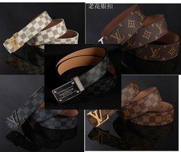 Wholesale 2016 classic luxury fashion gg belt crime hot designer took me male v belt brand of high quality leather ff Big buckle