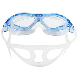 Pc hd en Ligne-Lunettes de plongée professionnelle Vogue Équipement de plongée sous-marine Équipement étanche de natation HD Racing Lunettes de myopie 4 couleurs Drop shipping