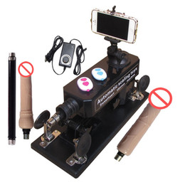 Free Shipping Update Powerful Motor Quiet Machine Sex Toys For Man And Woman Sex Machine Dildo Gun