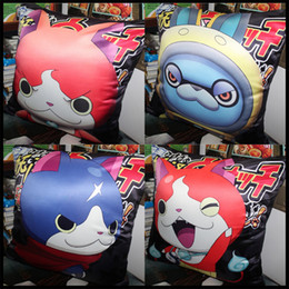 Anime Yo-Kai Watch Jibanyan Nathan Adams soft and comfortable Cushion pillow present