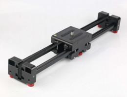 DSLR Slider vidéo pour appareil photo Dolly 50cm Stabilisateur de rail de rail 100cm Distance de glissement pour Canon Nikon Accessoires de studio photo Sony à partir de dolly vidéo curseur fournisseurs