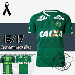 Wholesale Chapecoense AF camisa de futebol brasil club home away third thai quality soccer jersey Maillot De Foot Football shirts