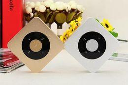 Wholesale X BASS M118 Aluminum Mini haut parleur Bluetooth Speakers Wireless stereo MP3 FLAC APE music W sound box