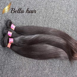 8-30inch Indian Hair Extensions Natural Color Indian Straight Hair Weaves 4 bundles Unprocessed Human Hair Weft Free Shipping