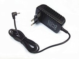 Wholesale EU plug V A For Acer Acer Iconia Tab A500 A501 A100 A200 Tablet PC Power Adapter W AC adapter