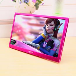 SIBOLAN 15.6 inch LCD Monitor HDMI USB Audio With 1920x1080 IPS LCD Screen