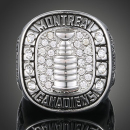 2017.N.H.L.Classic Fan Heavy Mans Champion Ring Cheap Price Men Jewelry National Hockey League Montreal Canadian Team Championship Ring